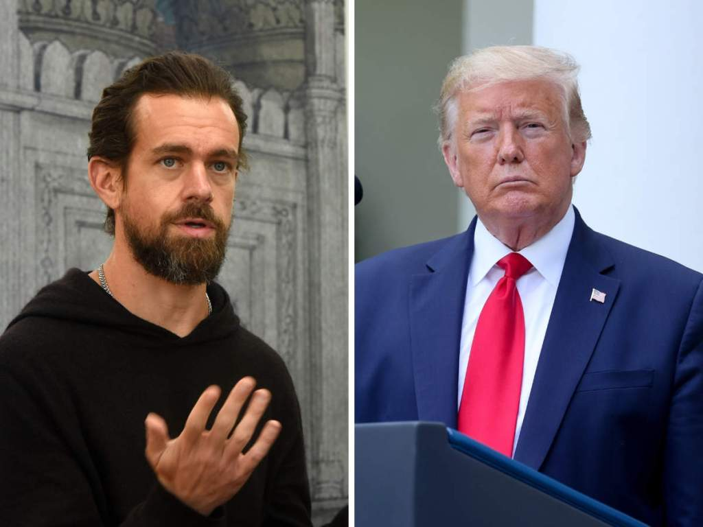 Trump goes to war against Twitter