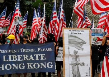 US and UK consider opening doors for Hong Kongers in response to Beijing's National Security Law