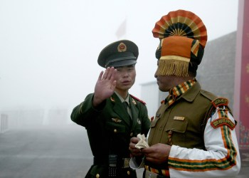 India says 20 soldiers killed during clash along India-China border