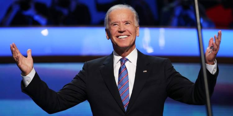 Joe Biden's campaign is holding huge fundraisers as it looks to challenge President Trump