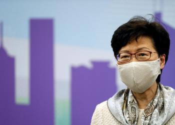 Hong Kong leader has the power to appoint judges to cases, national security law states