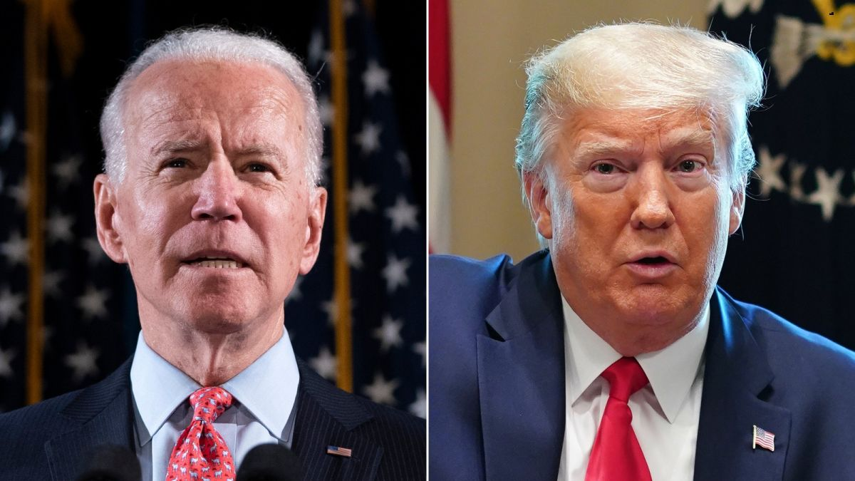 Where do Donald Trump and Joe Biden stand on women's issues?