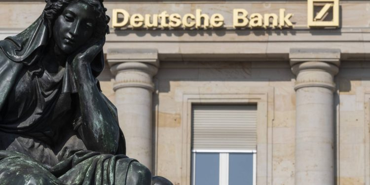 Deutsche Bank's relationship with Jeffrey Epstein highlights its associations with the powerful
