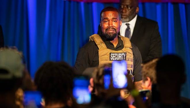 What's going on with Kanye West?