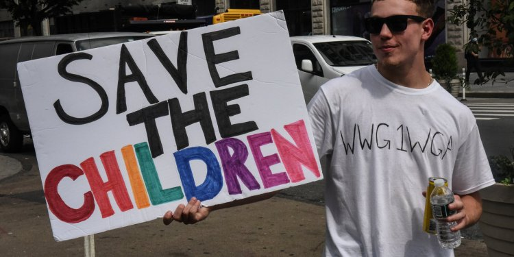 Are QAnon and the #SaveTheChildren campaign dangerous forms of slacktivism?