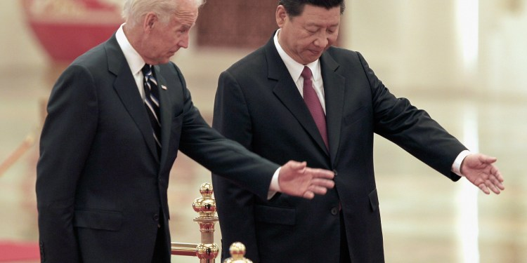 Here's where Donald Trump and Joe Biden stand on relations with China and US allies