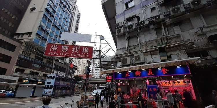 Is Wanchai Dying?