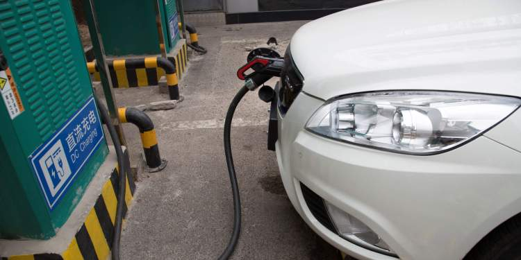 China's push into the electric vehicle industry