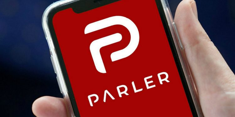 Are these the last days of Parler, the conservative alternative to Twitter?