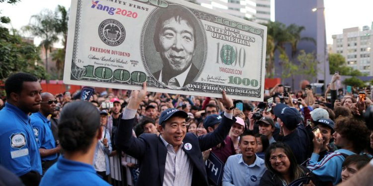 How Andrew Yang's Universal Basic Income proposal stacks up to others in the US and abroad