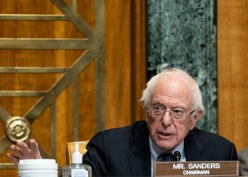 Bernie Sanders wants to lower the Medicare age limit from 65 to 55. Can he do it?