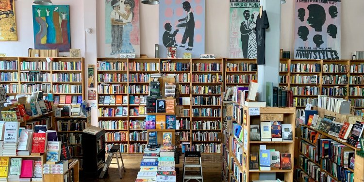 independent bookstores in San Francisco