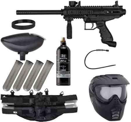 Action Village Tippmann Cronus Epic Paintball Gun Package Kit