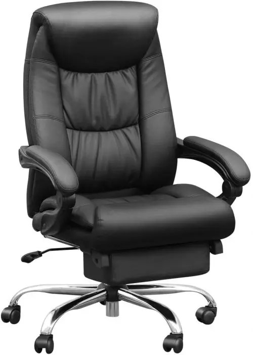 Duramont Reclining Leather Office Chair e1606397972312