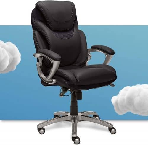 Serta AIR Health and Wellness Office Chair e1606397960246