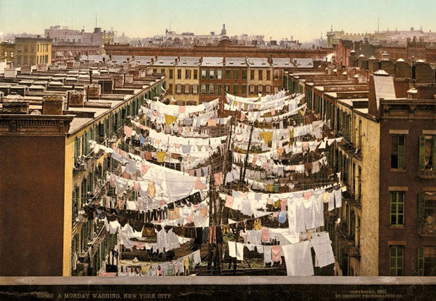 An American Odyssey: Stunning Color Photos of the United States from the Late 1800s