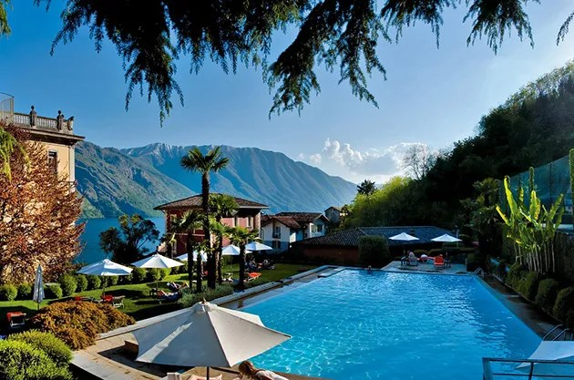 5 Of The Most Spectacular Hotels In Italy