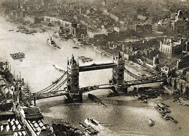 London in the 1920s – 21 Incredible Pictures Show the Face of England over 90 Years ago