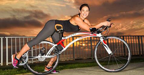 New Bicycle Design Allows Cyclists to Lay Down For a Much Faster and Safer Ride