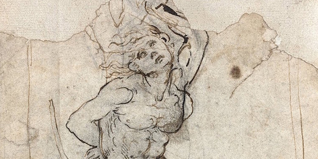 Brand new drawing by Leonardo da Vinci discovered and it costs a whopping $16 Million!