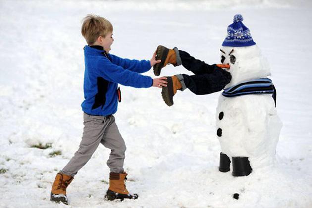 creative-snowman-ideas