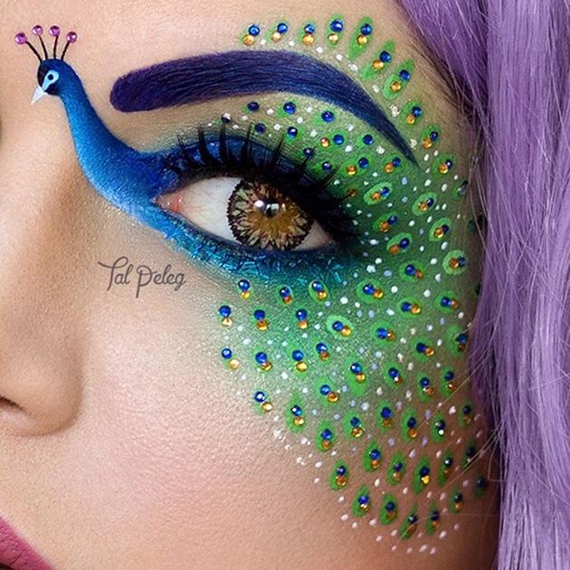 eyelid art