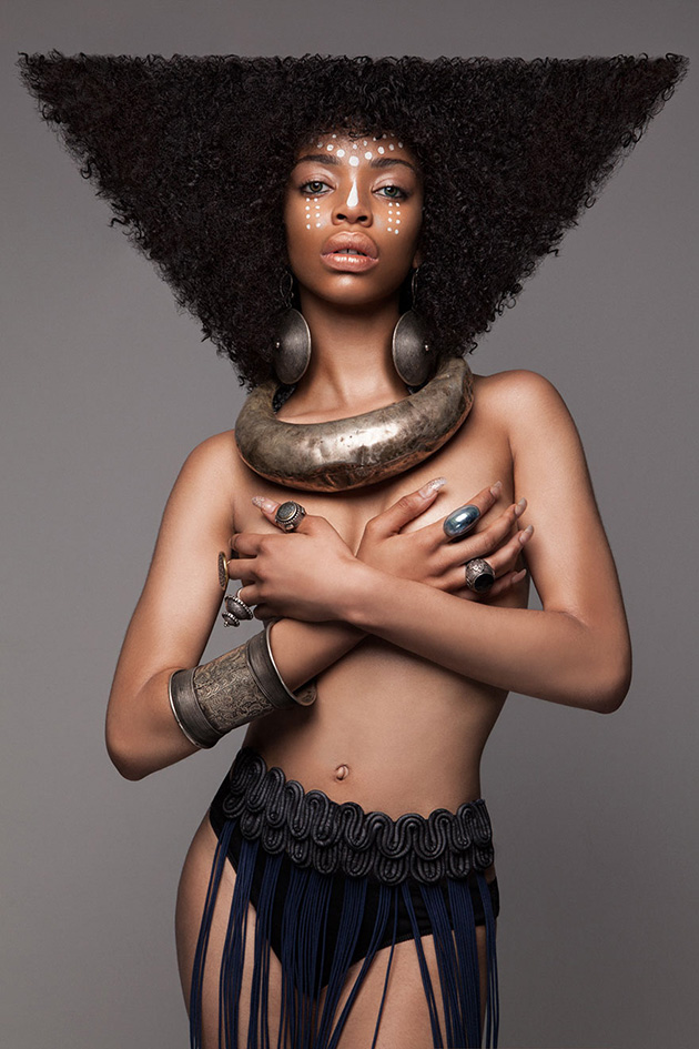 afro hair armour collection