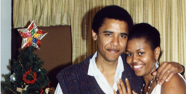 Celebrating the Love Story of President Obama and First Lady Michelle
