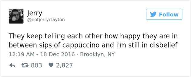 cafe love story live tweets