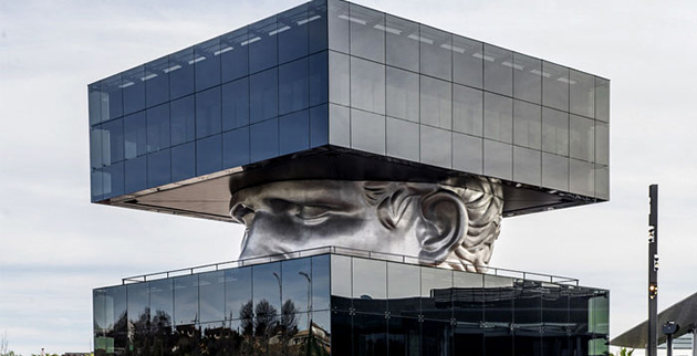 40 Of The Most Evil-Looking Buildings That Could Easily Be Supervillain Headquarters