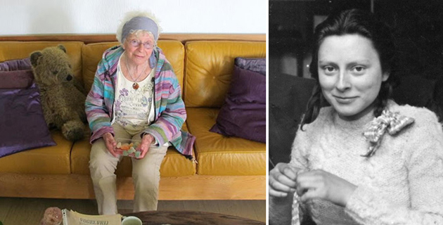Meet the 90-Year-Old Woman Who Seduced and Killed Nazis as a Teenager in World War II