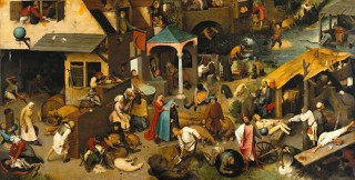 Amazing 450 year old painting consists of the top 100 proverbs that finds its usage even to this day!