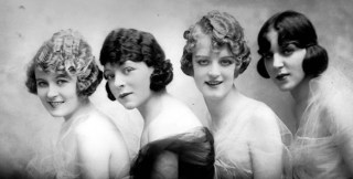 Vintage Women's Hairstyles – Fabulous Pictures of Women's Hair and Make-Up from the 1920s