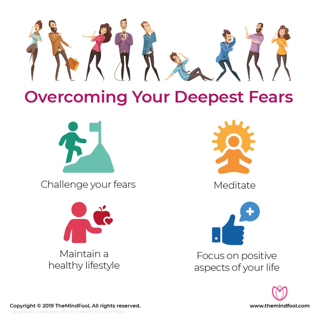 How To Conquer Our Deepest Fear