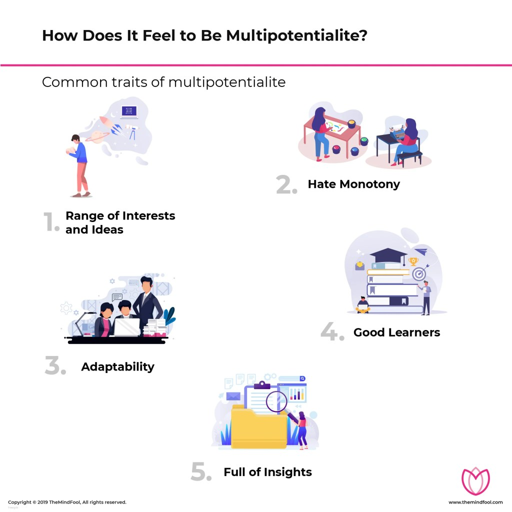 How Does It Feel to Be Multipotentialite?