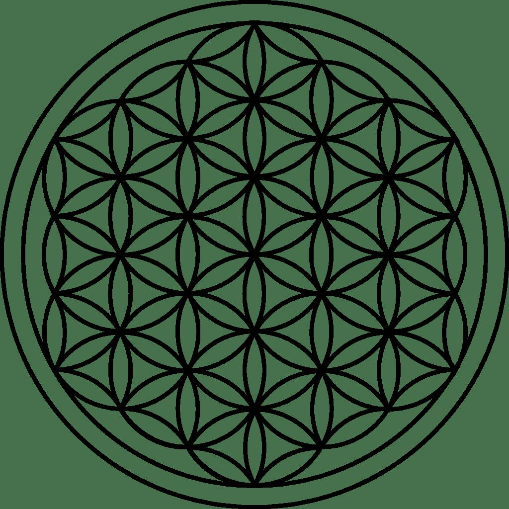 Spiritual Symbol: Flower of Life