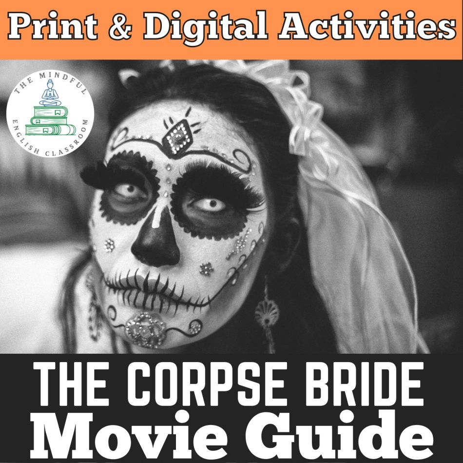 The Corpse Bride Movie Guide for Halloween