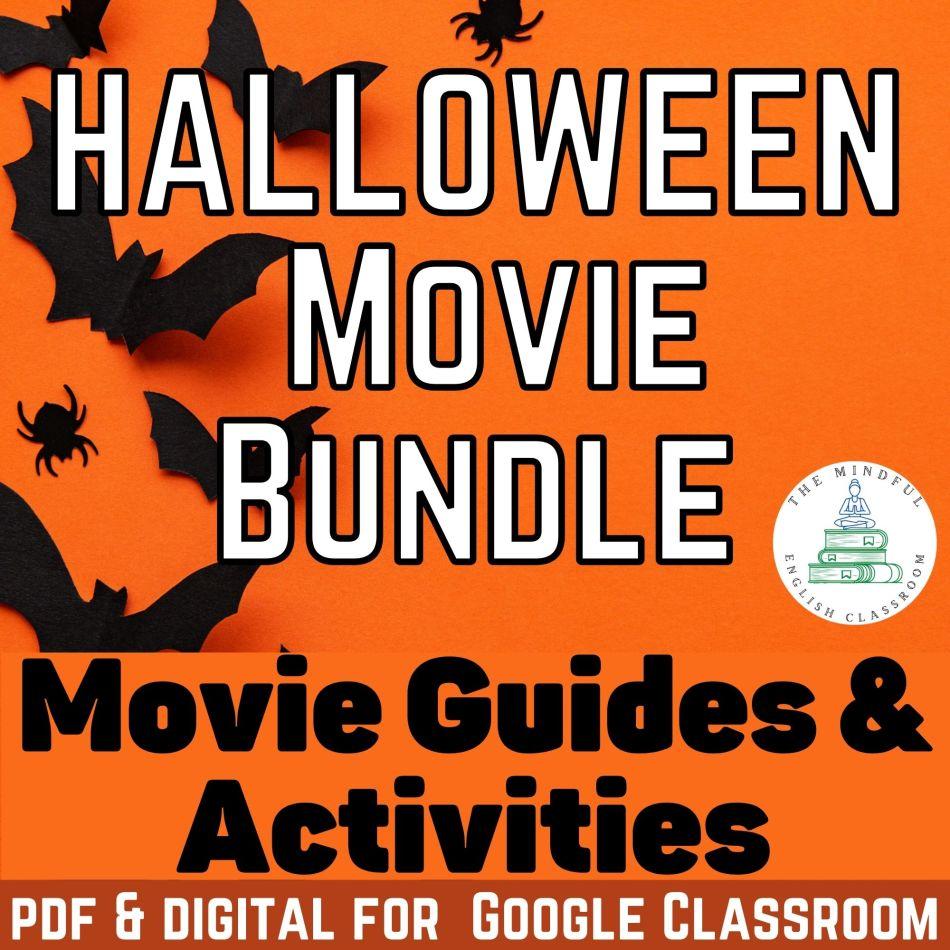 Halloween Movie Guide Bundle
