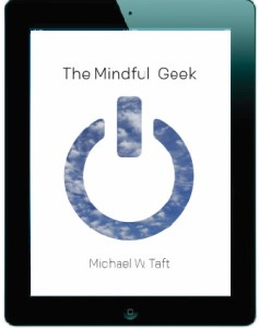 The Mindful Geek iPad