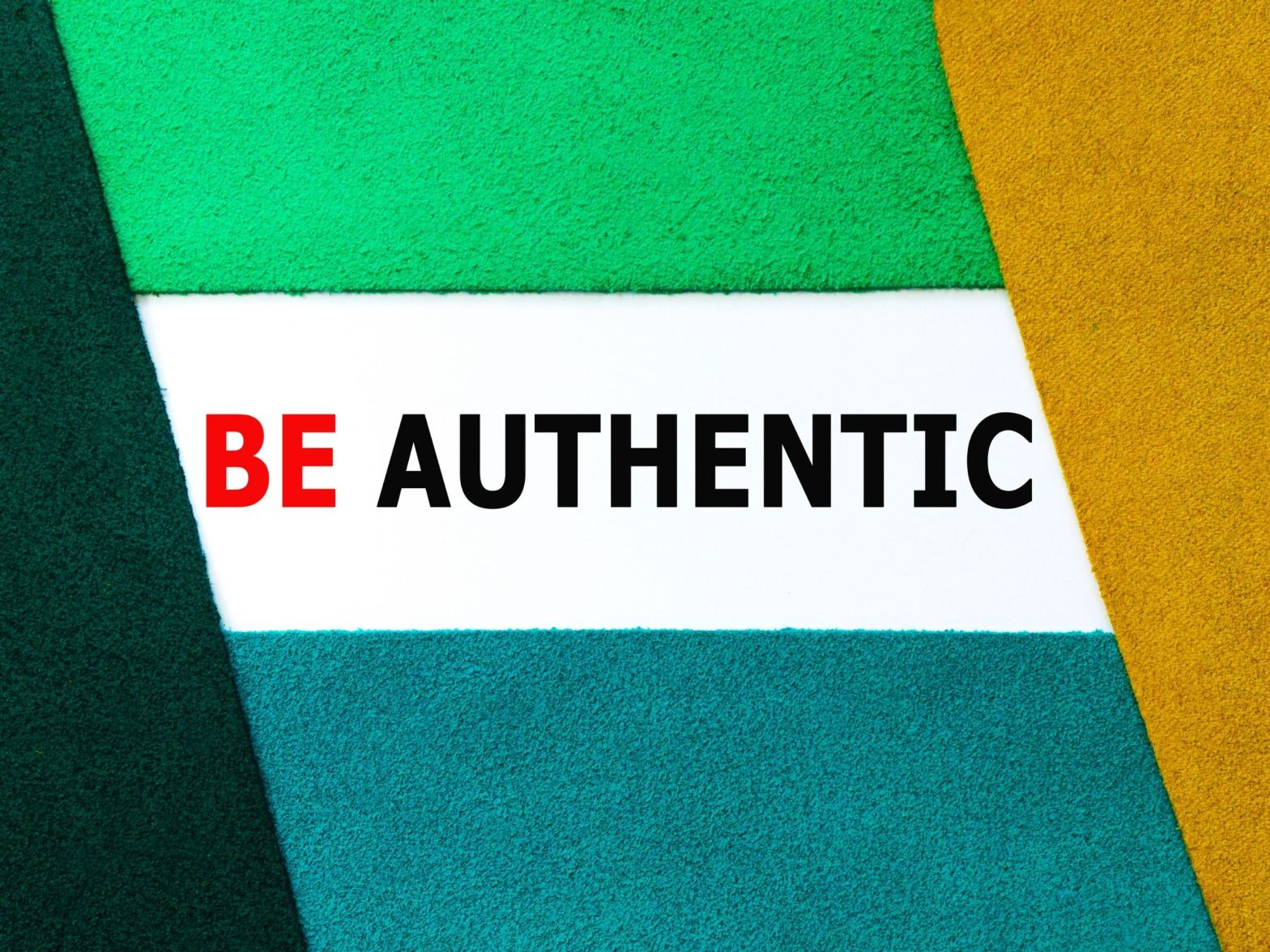 Benefits To Being Authentic