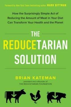 Libro de la Solución Reducetariana, portada: Cómo satisfacer a los jóvenes quisquillosos con la comida