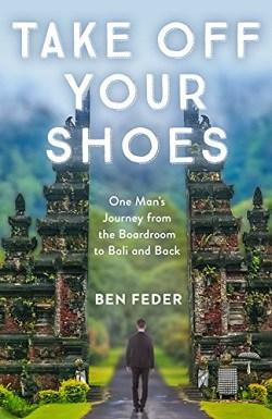 Portada de Take Off Your Shoes de Ben Feder - Quítate los zapatos