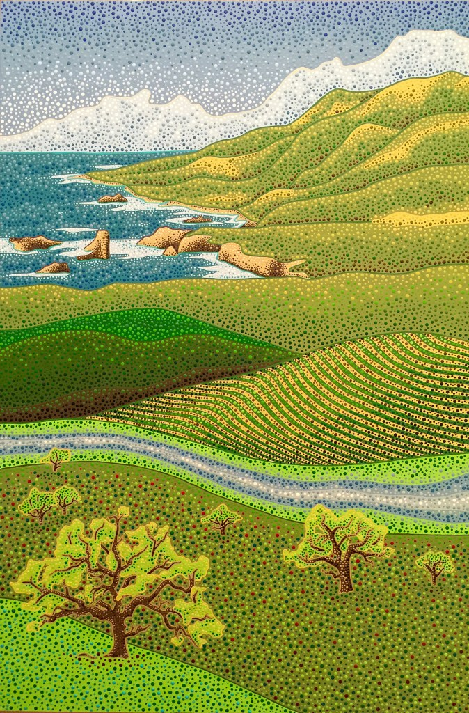 Pointillism, Painting, Art, Swimming and Art