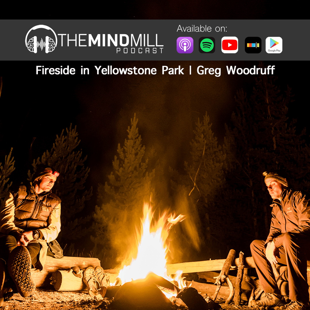 Fireside in Yellowstone Park | Greg Woodruff