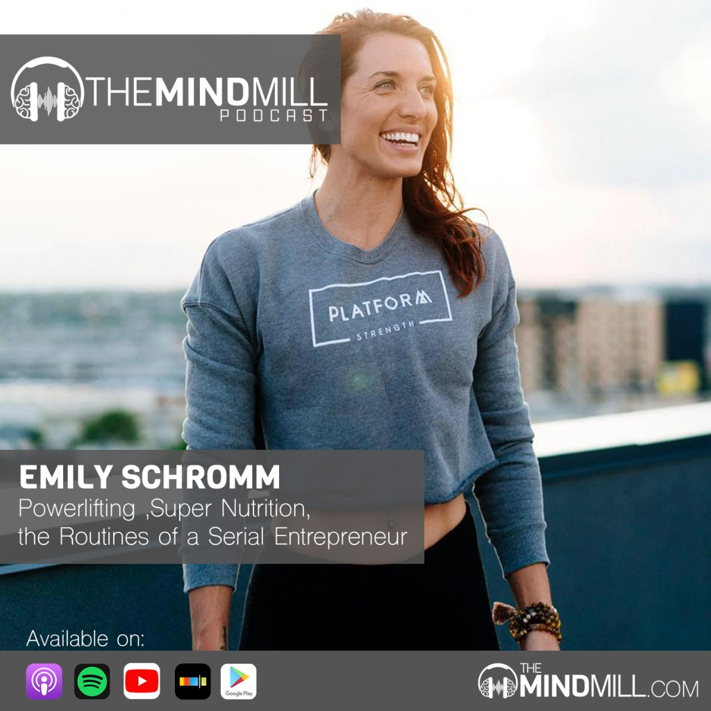 Emily Schromm on the MindMill Podcast