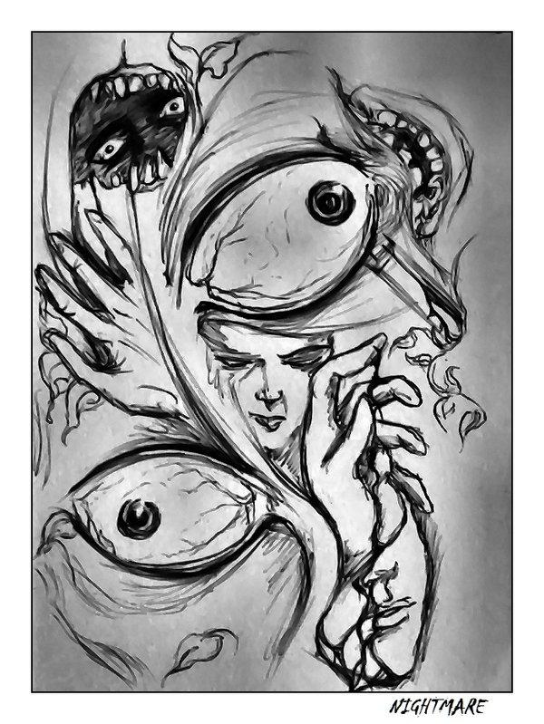 nightmare_by_nyarlotep