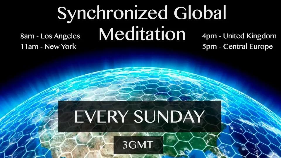 Sychronized Global Meditation (1)