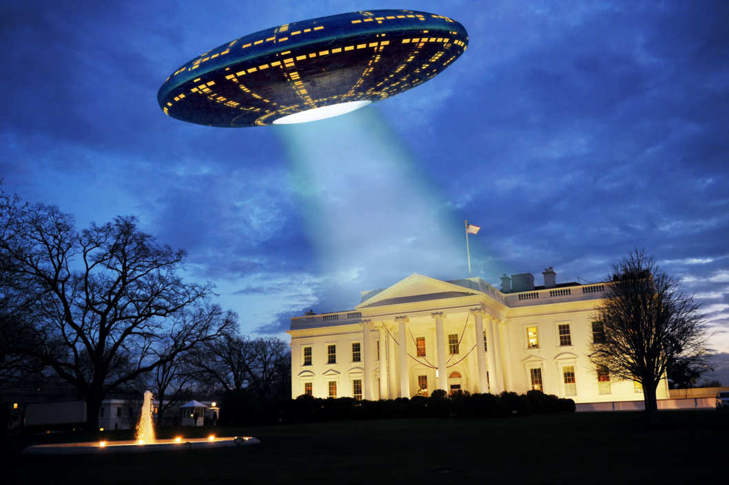 UFO COVER-UP – NASA Openly Admits Alien Life Exists: Get Ready for Disclosure White-bhouse