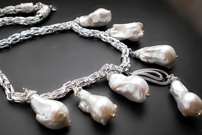 Baroque Pearls.