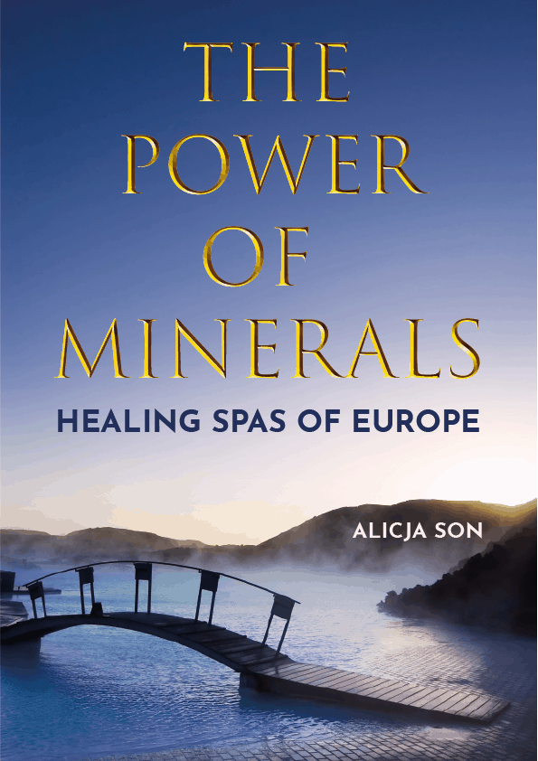 Mineral Spa Book Cover 5